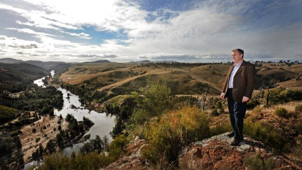 Bush capital's future threatened by feckless development