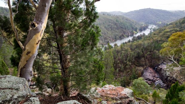 A minute to midnight for Ginninderra Falls